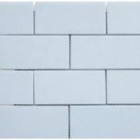 3x6 Thassos White Polished Marble Tile