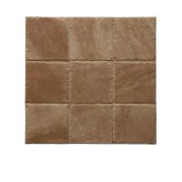 12x12 Walnut Honed and Chiseled Edge Paver
